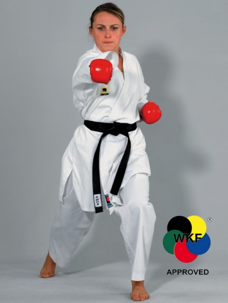 Karateanzug Competitive WKF appr. by Kwon