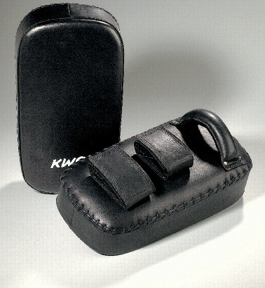 Schlagpolster / Arm Mitt Tough, Leder by Kwon