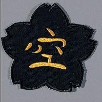 Karate-Kirschblüte