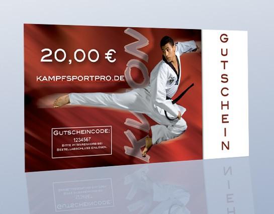 Gutschein Kampfsportpro