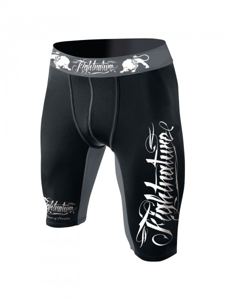 Compression Shorts Fightnature by Kwon