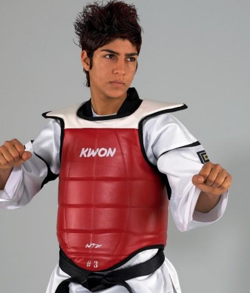 Taekwondo Kampfweste Competition Rev. CE WTF rec.