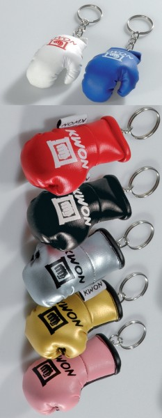 Mini Boxhandschuhe Schlüsselanhänger by Kwon