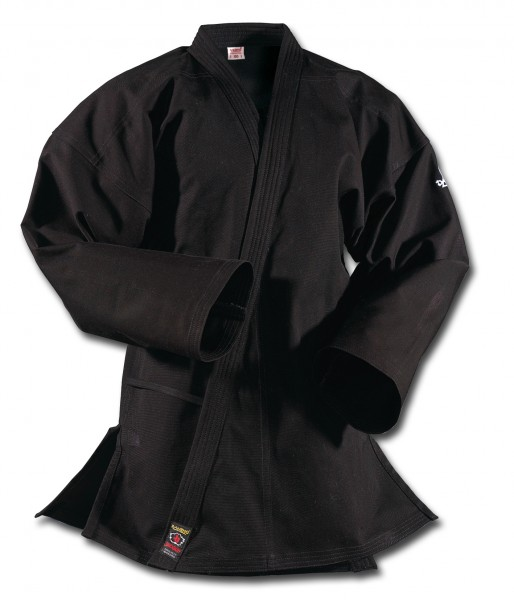 Ju Jutsu Anzug Shogun Plus, schwarz by Danrho