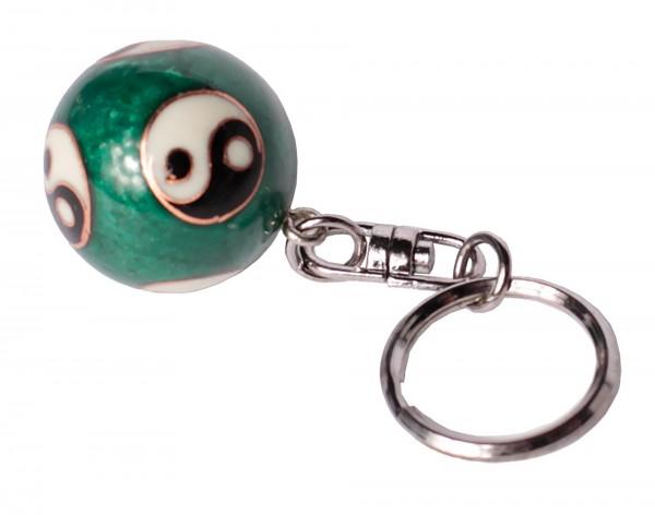 Schlüsselanhänger Chinesische Minikugel / Gesundheitskugel