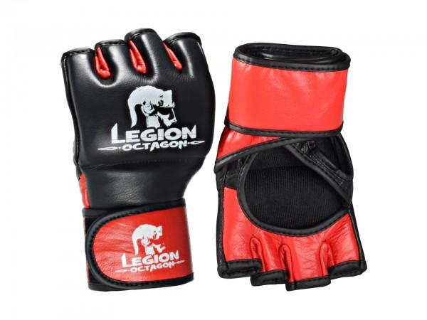 MMA Handschuhe Leder, Fight Gloves L.O. by Kwon