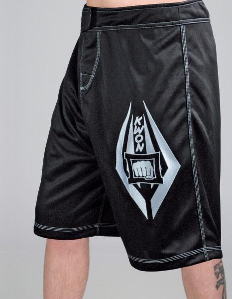 Shorts / Hose MMA schwarz by Kwon