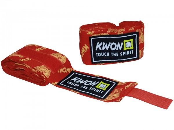 Kinder Boxbandage Cobra unelastisch 1,5 m by Kwon