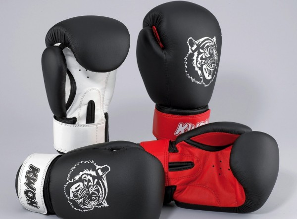 Junior Boxhandschuhe Tiger, 10 oz, by Kwon