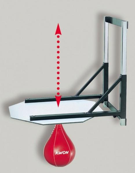Schlagbirne / Punchingball Halterung höhenverstellbar