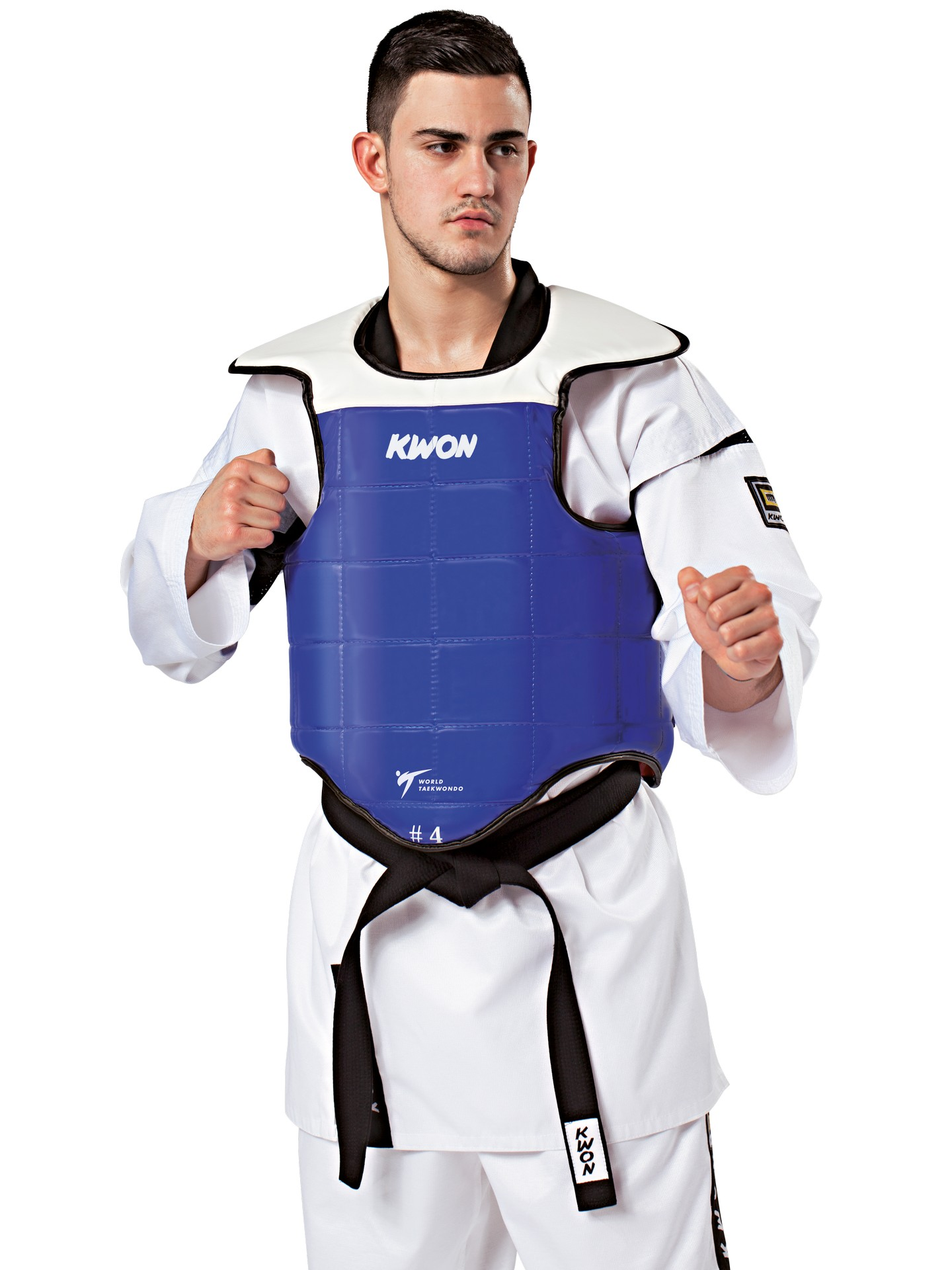 KWON Taekwondo Kampfweste COMPETITION REVERSIBLE M