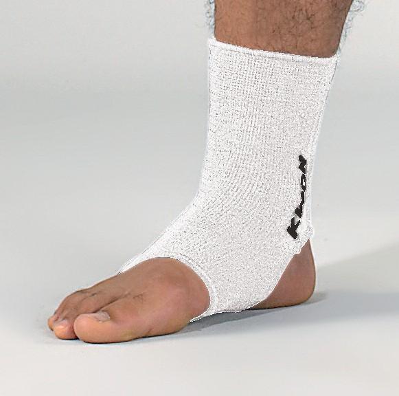 Elastische Fuß Bandagen für Thai / Kickboxen