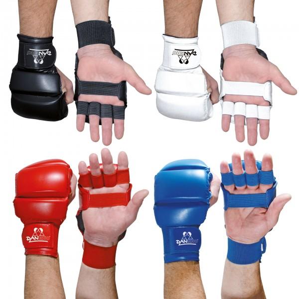 Ju Jutsu Handschuhe / Handschützer in 4 Farben by Danrho