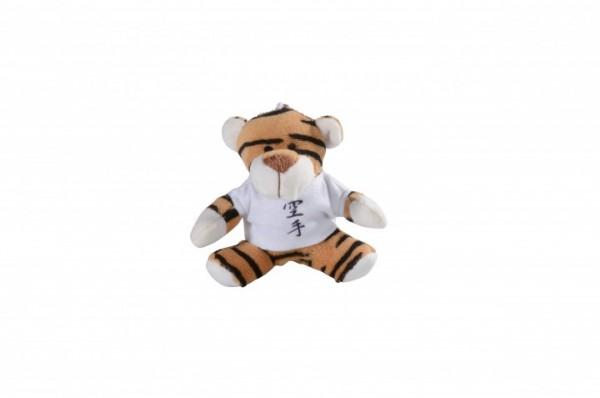 Schlüsselanhänger Mini Plüsch Tiger by Kwon