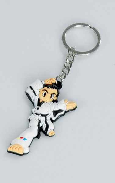 Taekwondo Schlüsselanhänger Handkante
