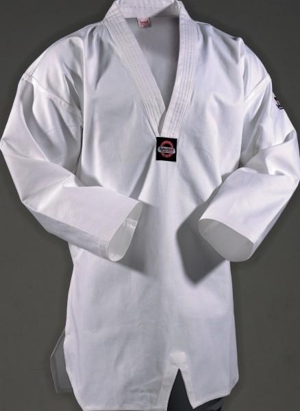 Taekwondo Dobok KUKKIWON, weißes Revers by Danrho