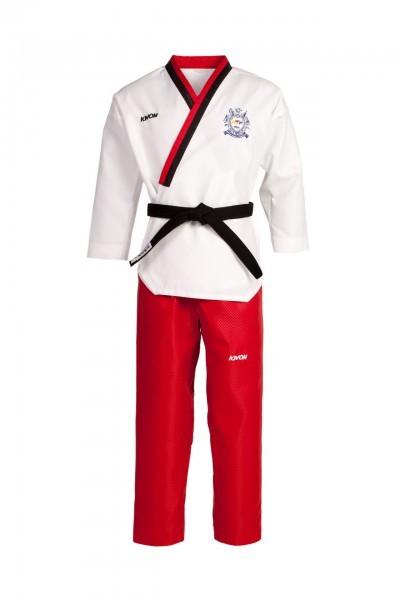 Taekwondo Anzug Poomsae Mädchen by Kwon