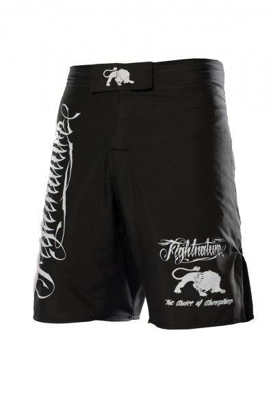 Shorts MMA Fightnature schwarz