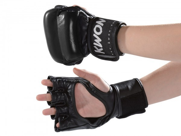 MMA Mixed Fight Handschuhe Leder by Kwon