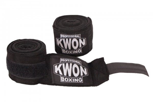 Boxbandagen elastisch Professional by KWON