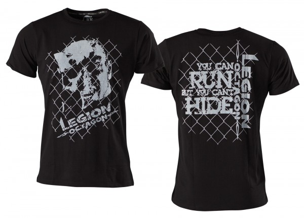 """T-Shirt """"Can't hide"""" by Legion Octagon"""