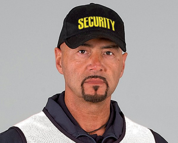Cap / Mütze für Security - Sicherheitsdienst