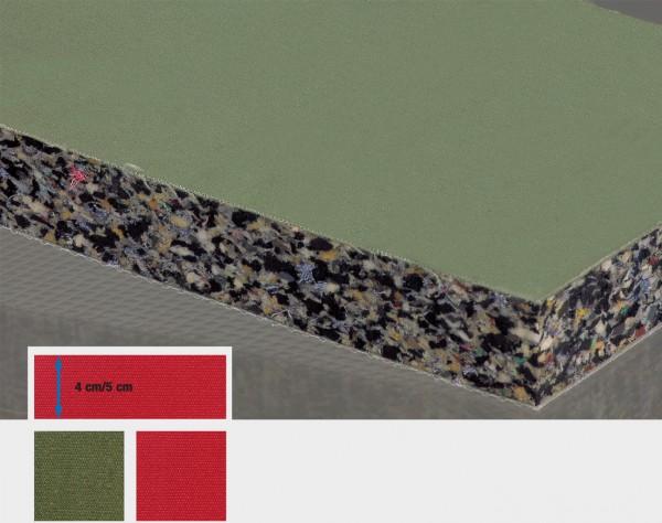 Bodenmatten Rhode Tatami Matte Typ SG in Rg 235 / 260