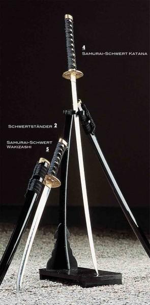 (5) Samurai-Schwert Wakizashi by Kwon