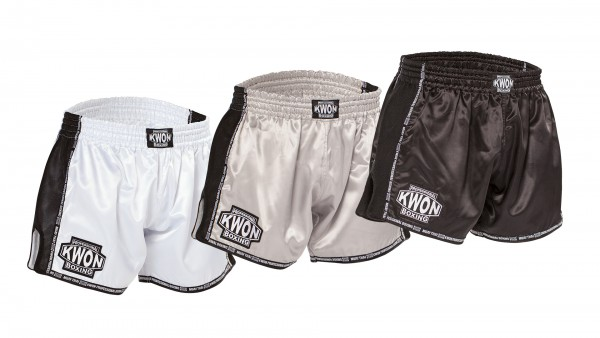 Muay Thai Box Shorts Evolution by Kwon
