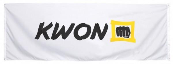 KWON Banner 3x1 m