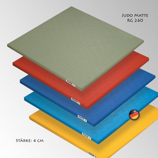 Judomatten / Tatami 4 cm RG 260 by Kwon