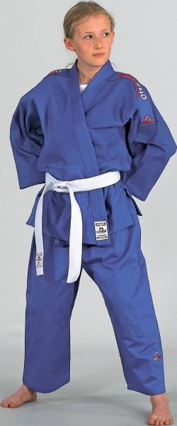 Yamanashi mit Schulterstreifen in blau oder weiß