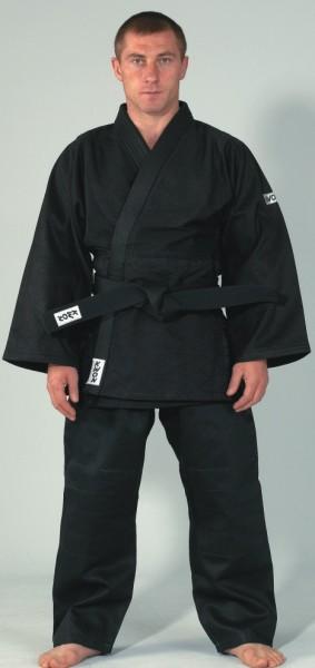 Judo-Anzug Training, schwarz by Kwon