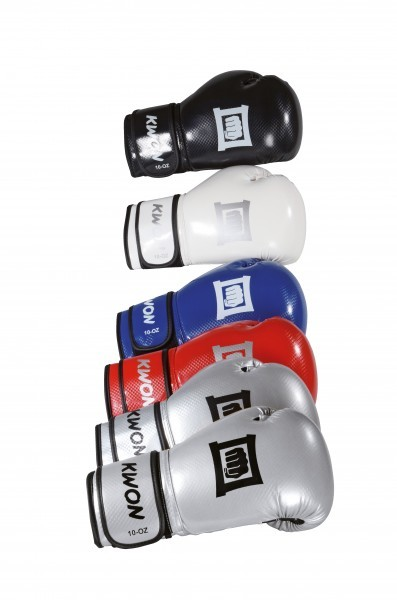 Boxhandschuhe Fitness Reflekt, 10 oz, versch. Farben