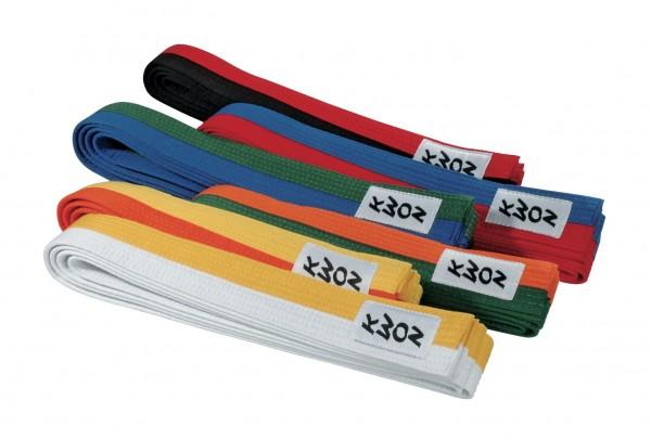 Gürtel 2-farbig by Kwon