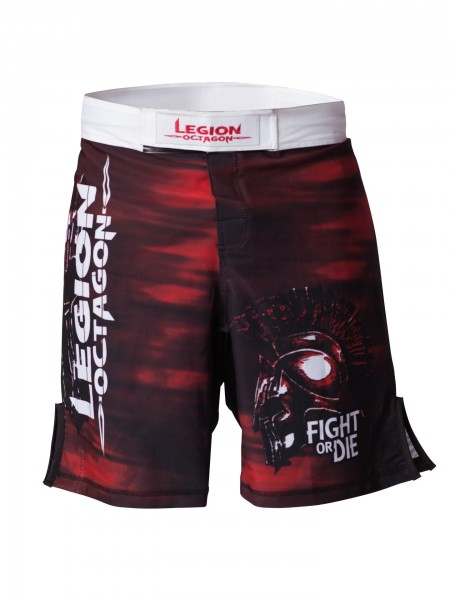 Hose / Shorts Fight or die, MMA, Legion Octagon by Kwon