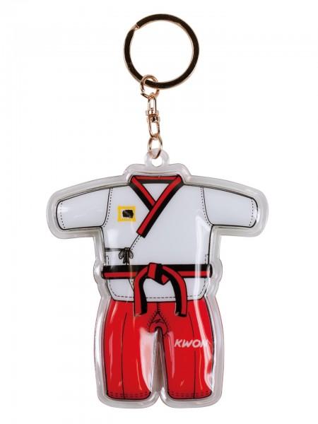 Schlüsselanhänger Poomsae by Kwon