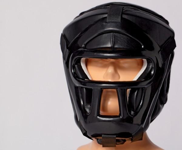 Kopfschutz Club Line Head Guard mit Maske