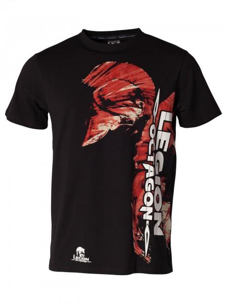 T-Shirt Red Head by Legion Octagon, MMA