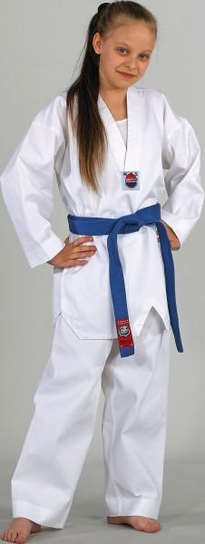 Dojo Line Taekwondo Dobok by Danrho