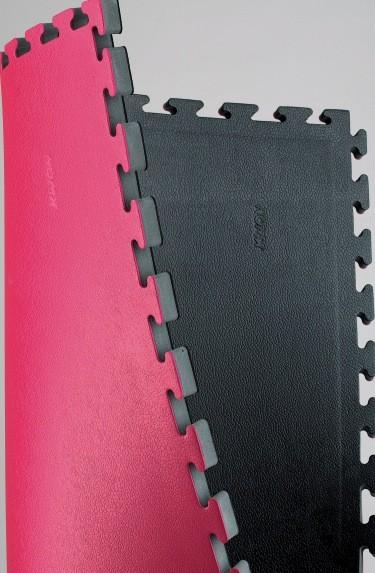 Sportmatte / Steckmatte 2,5 cm Noppenstruktur by Kwon