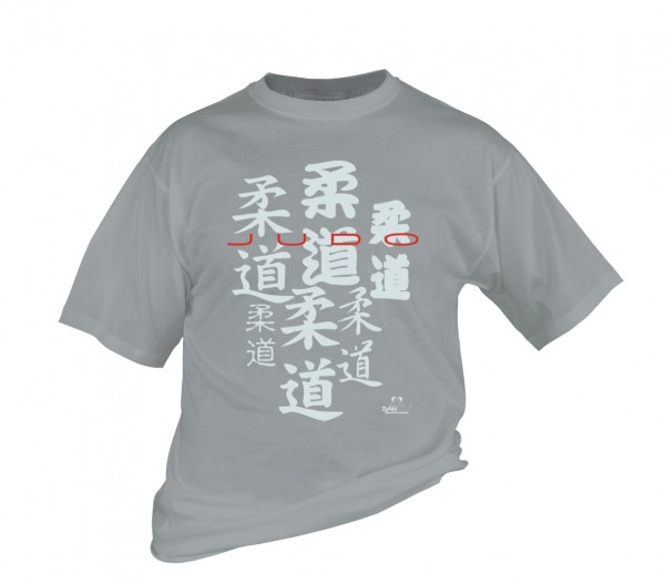 Sport Fashion T-Shirt Judo in 2 Farben
