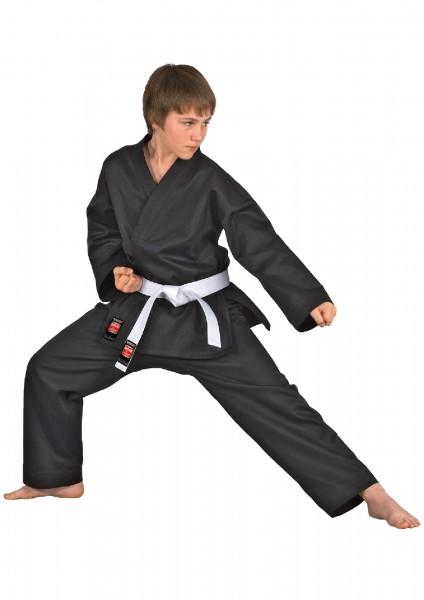 Karateanzug Dojo Line schwarz