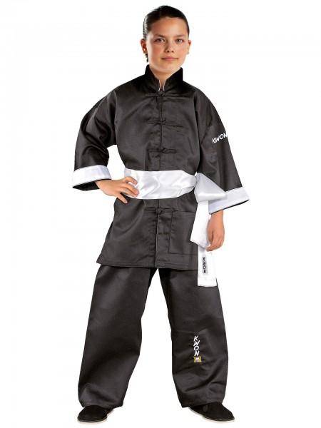 Kung Fu Anzug in chinesischem Schnitt