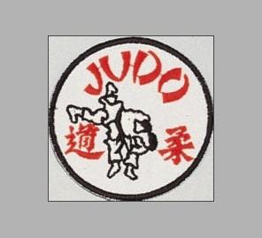 Stickabzeichen Judo by Kwon