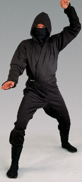 Ninja-Anzug by Kwon