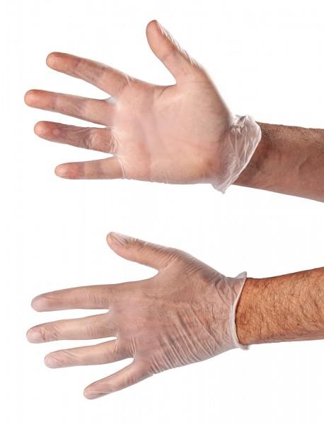 Einweghandschuhe (100 Stück)