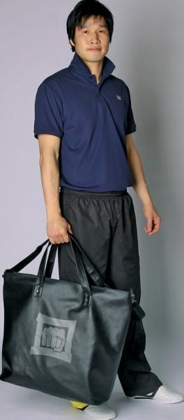 Sporttasche Black Sport bag by Kwon