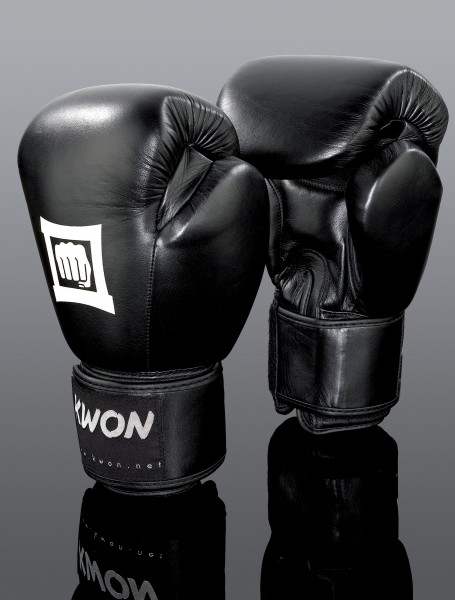 Boxhandschuhe Sparring Champ, Leder, versch. oz