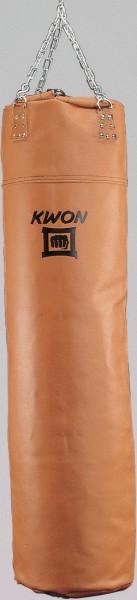 Boxsack 150 Leder ungefüllt in braun by Kwon